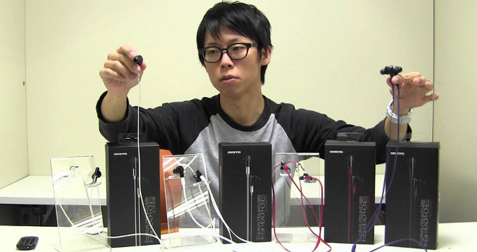 Наушники ONKYO IE-FC300