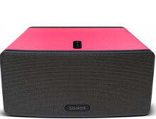FLEXSON SONOS PLAY:3 Colour Play Skin (Candy Pink Gloss)