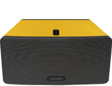 FLEXSON SONOS PLAY:3 Colour Play Skin (Sunflower Yellow Gloss)