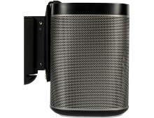 FLEXSON Wall Mount for SONOS PLAY:1 (Black)