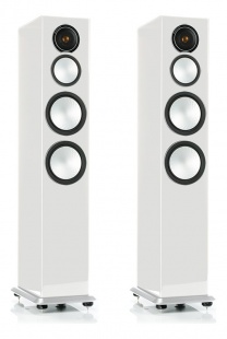 MONITOR AUDIO Silver 8 (White Gloss)