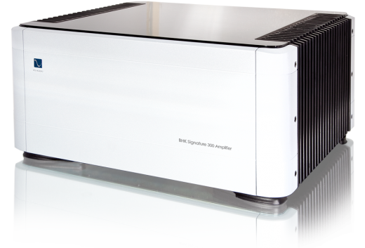 PS AUDIO BHK Signature 300 Mono (Silver)