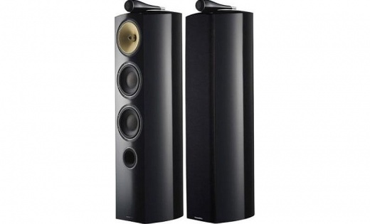 BOWERS & WILKINS 804 D2 (Piano Black Gloss)