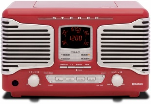 TEAC SL-D800BT (Red)