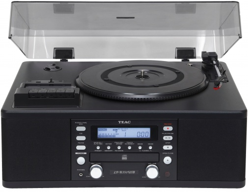 TEAC LP-R550 (Black)