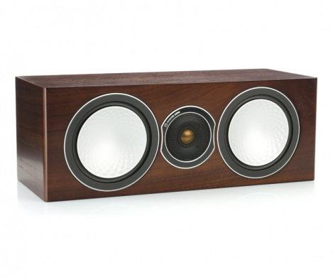 MONITOR AUDIO Silver Centre (Walnut)