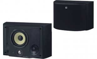 BOWERS & WILKINS DS3 (Black Ash)