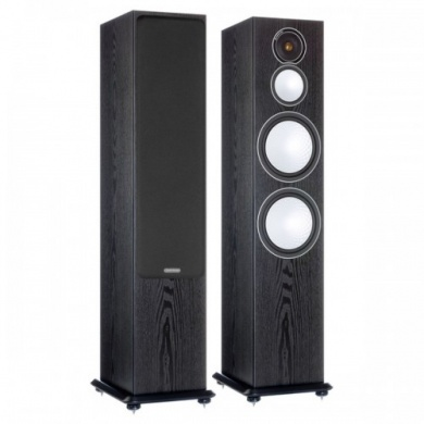 MONITOR AUDIO Silver 10 (Black Oak)