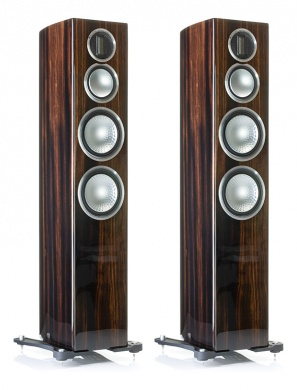 MONITOR AUDIO Gold Series 300 (Piano Ebony)