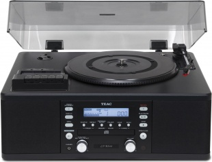 TEAC LP-R500 (Black)