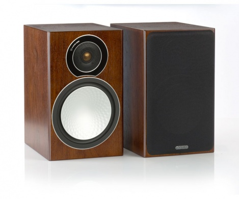 MONITOR AUDIO Silver 2 (Walnut)
