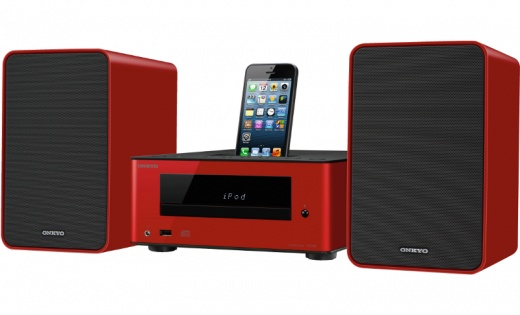 ONKYO CS-255 (Red)