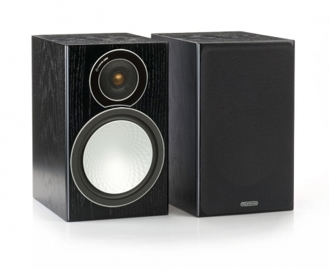 MONITOR AUDIO Silver 1 (Black Oak)
