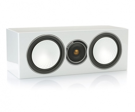 MONITOR AUDIO Silver Centre (White Gloss)
