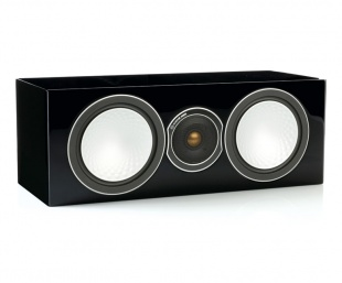 MONITOR AUDIO Silver Centre (Black Gloss)