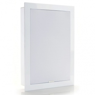 MONITOR AUDIO Soundframe 1 On Wall (White)