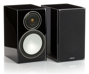 MONITOR AUDIO Silver 1 (Black Gloss)