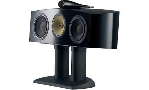 BOWERS & WILKINS HTM2 D2 (Piano Black Gloss)