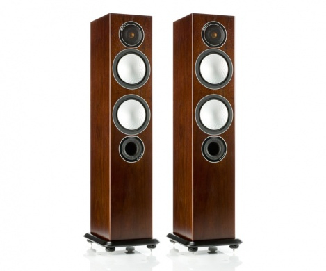 MONITOR AUDIO Silver 6 (Walnut)