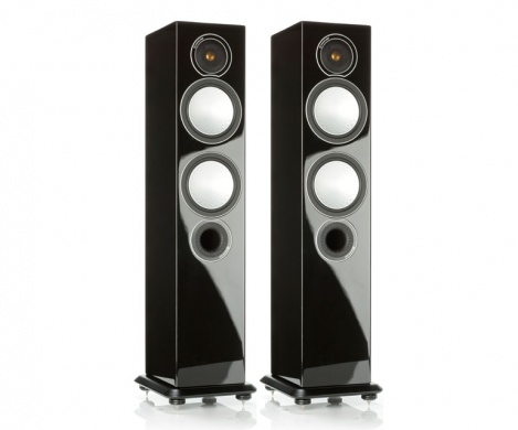 MONITOR AUDIO Silver 6 (Black Gloss)