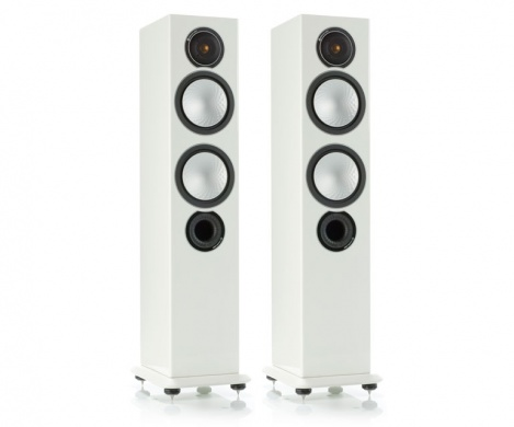 MONITOR AUDIO Silver 6 (White Gloss)
