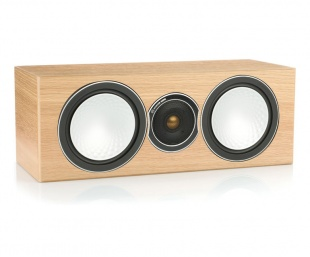 MONITOR AUDIO Silver Centre (Natural Oak)
