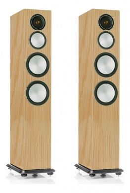 MONITOR AUDIO Silver 8 (Natural Oak)