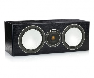 MONITOR AUDIO Silver Centre (Black Oak)